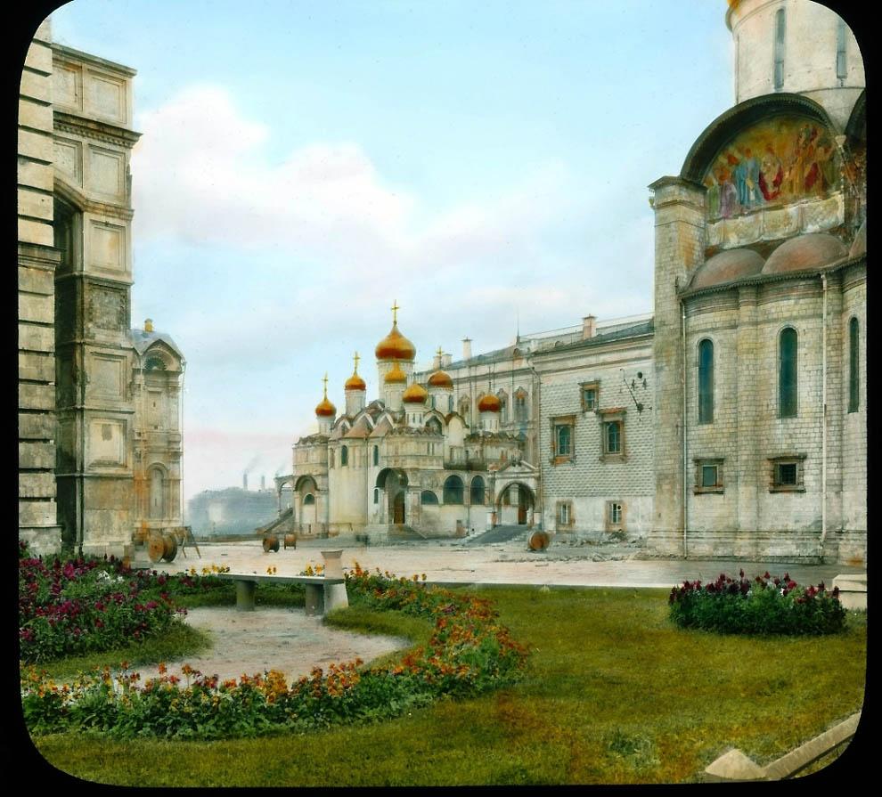 Грановитая палата. Красное крыльцо