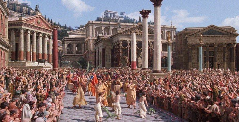 Люди древнего Рима