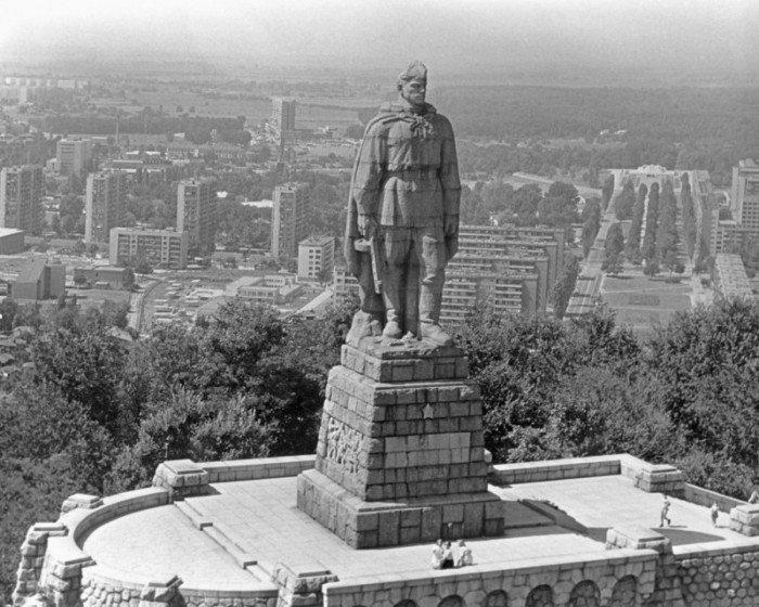алеша в Болгарии