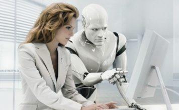 роботы и люди