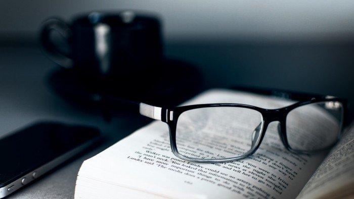 привычка читать книги