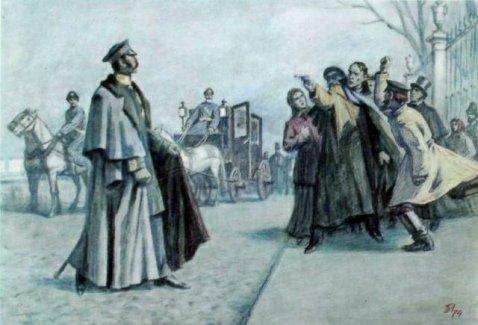 покушение на царя александра 2