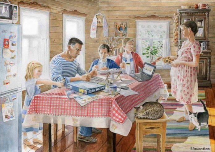 многодетный семьи