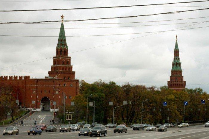 БОРОВИЦКИЕ ворота и башня
