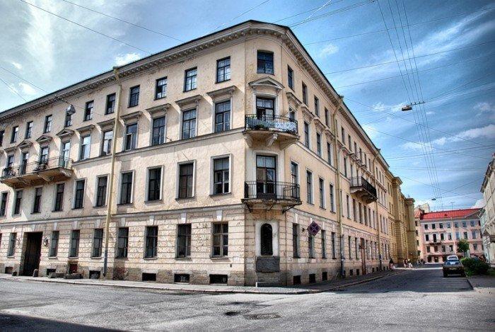 Дом Раскольникова Гражданский, 19