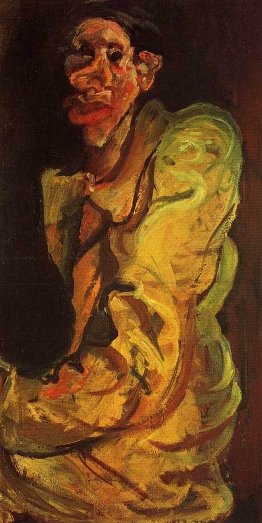 Автопортрет. 1922 г.