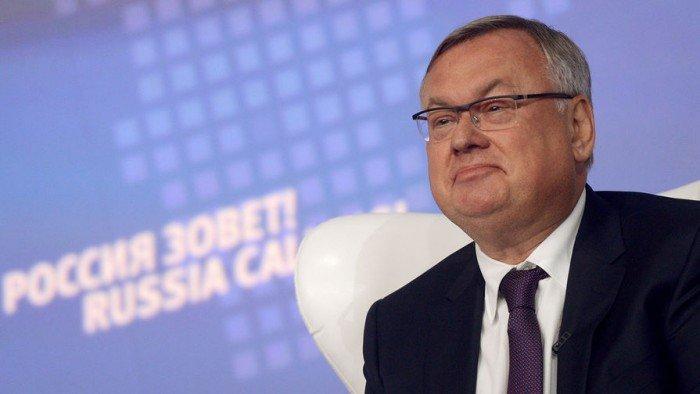 2. Президент, председатель правления Банка ВТБ
