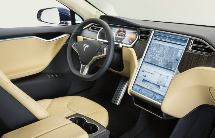 Tesla Motors model