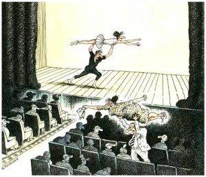 театр курьезы