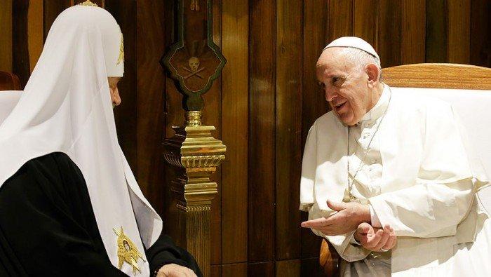 Отличие между католиками и православными