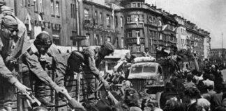 Освобождение Праги, 1945 год