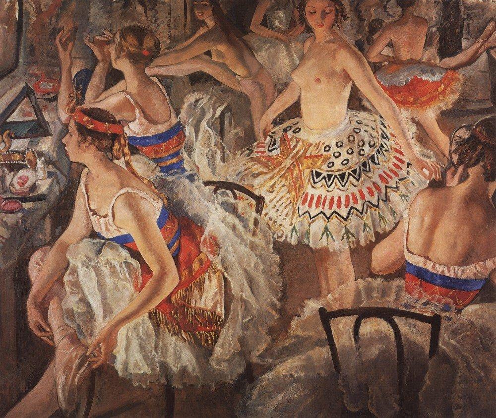 v-baletnoi