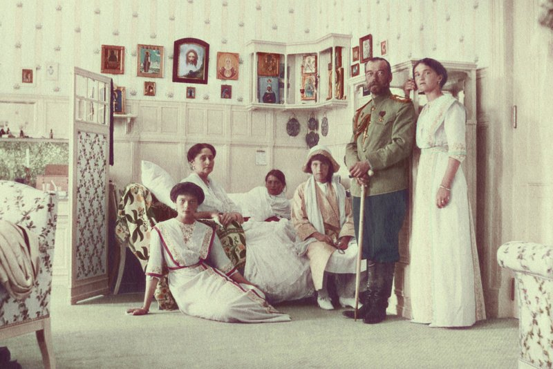 romanov_family_by_kraljaleksandar-d5uw18f
