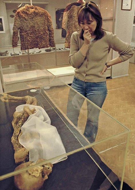 Находки новосибирских ученых собраны в музее Института археологии и этнографии СО РАН