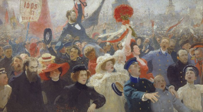 ilya-repin-17-oktyabrya-1905