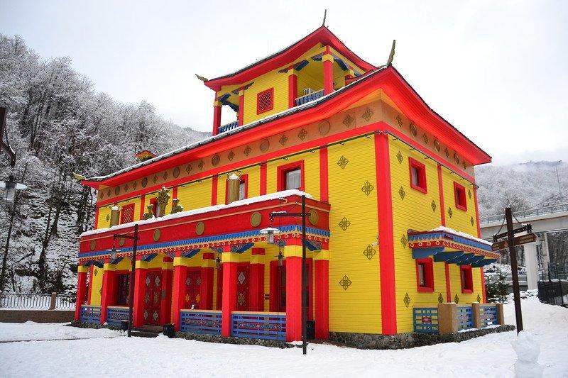 Buryatiya-Sochi