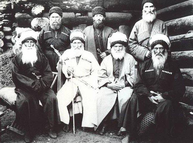 Dolgozhiteli-Kavkaza
