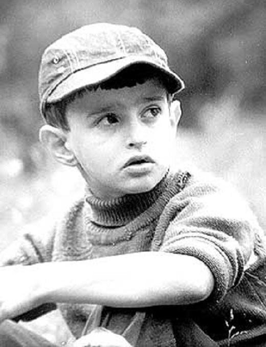 Konstantin-Habenskij-v-detstve