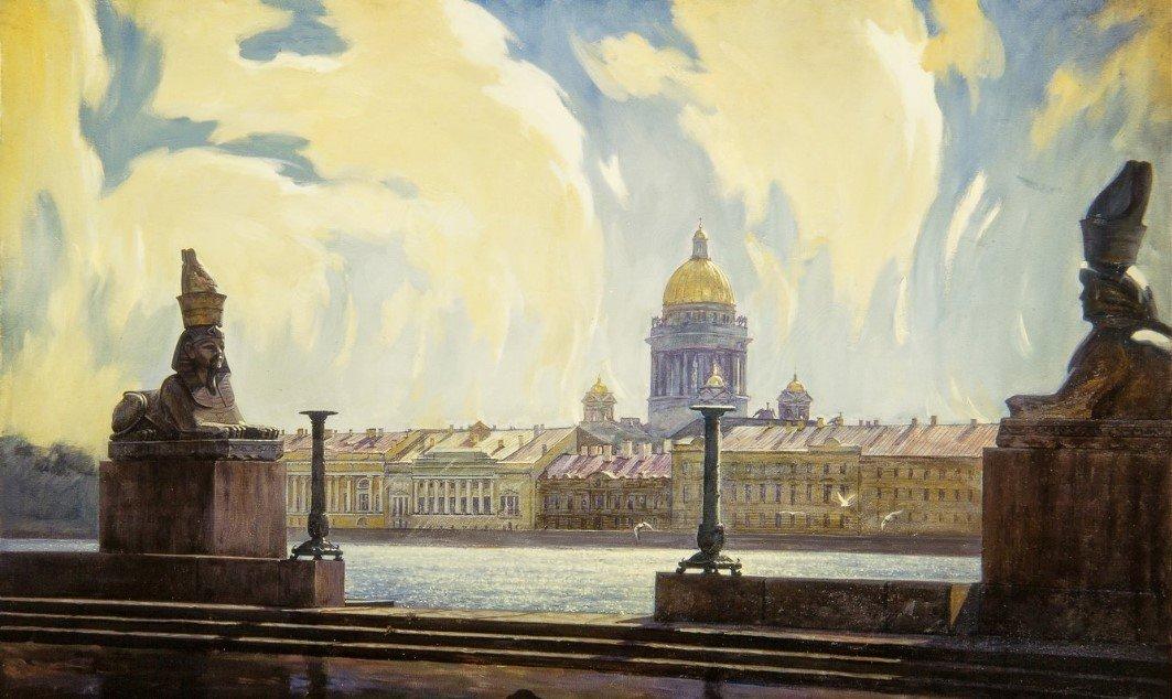 Sankt-Peterburg.-Sfinksy.-1989
