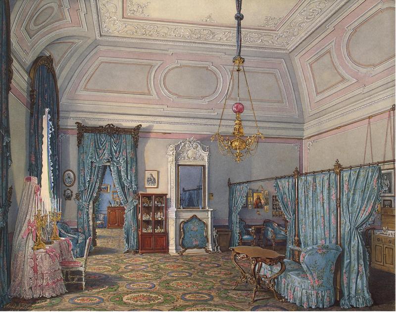 Spalnya-velikoj-knyagini-Marii-Aleksandrovny