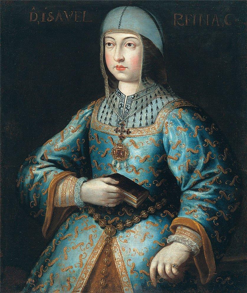 Izabella-I-Kastilskaya