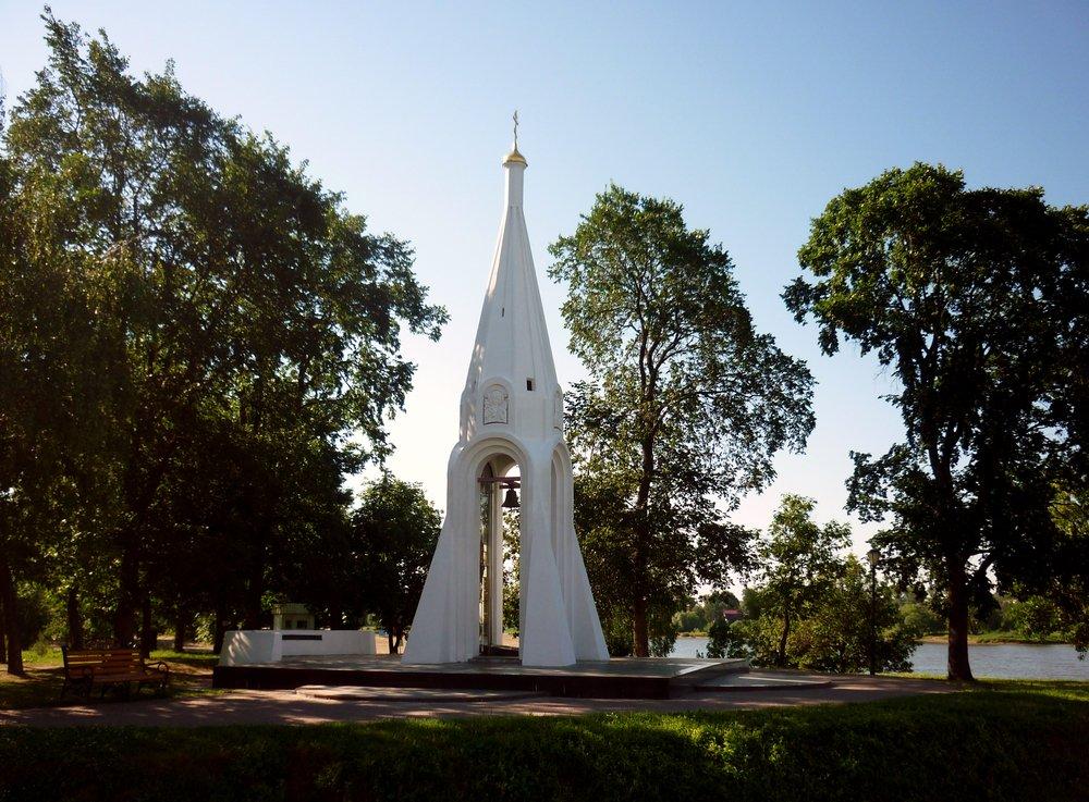 Kazanskoj-ikony-Bozhiej-Materi-chasovnya, Ярославль