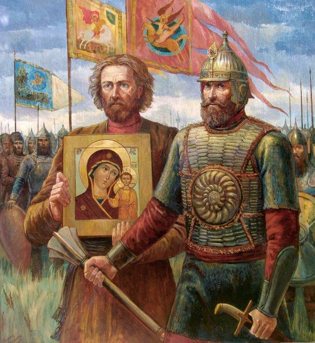 Kuzma-Minin-i-Dmitrij-Pozharskij