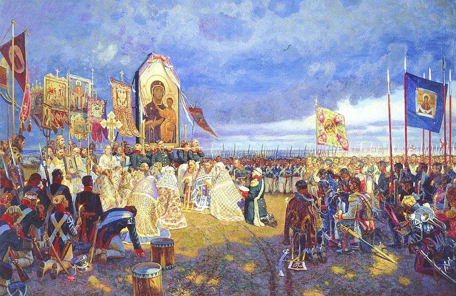Moleben-pered-Borodinskim-srazheniem