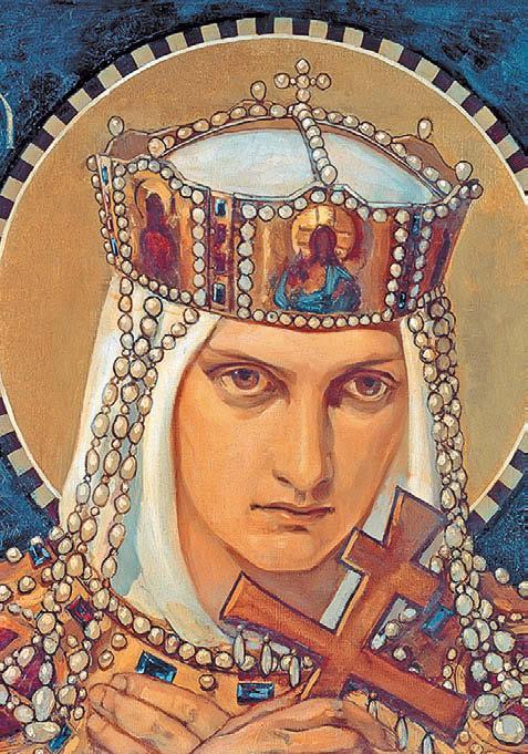 N.A.-Bruni.-Svyataya-velikaya-knyaginya-Olga.-1901-g