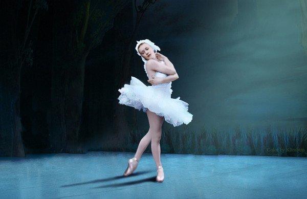 Балерины в на скрытой камере