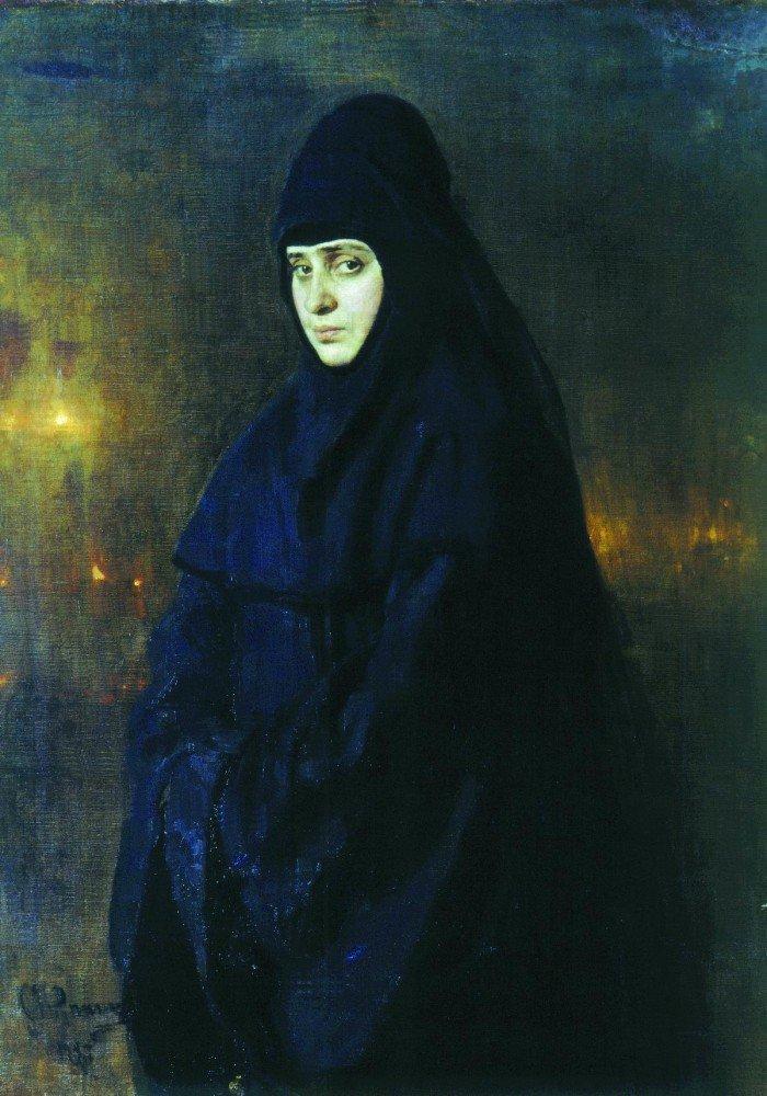 Monahinya.-1887