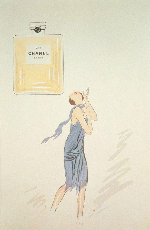 Pervaya-reklama-SHanel-5-1921-god