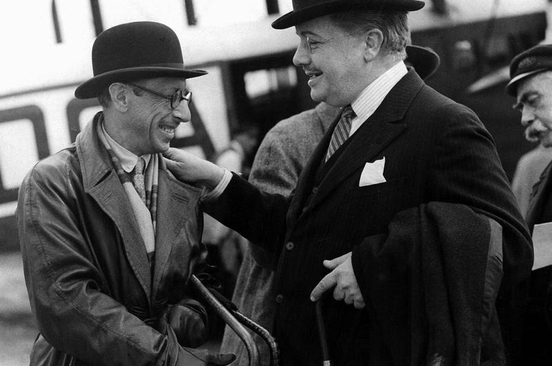 Stravinskij-i-Dyagilev-v-aeroportu-Londona-1926