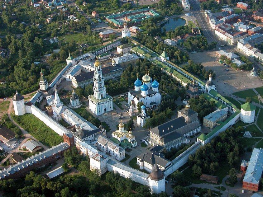 Svyato-Troitskaya-Sergieva-Lavra