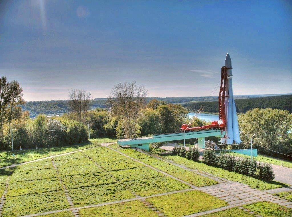 Vostok-rocket