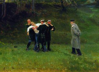 Ilya-Repin-Duel