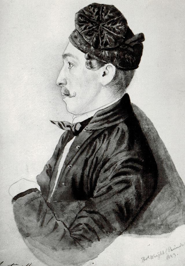 N.-S.-Martynov.-Akvarel-Tomasa-Rajta.-1843-g