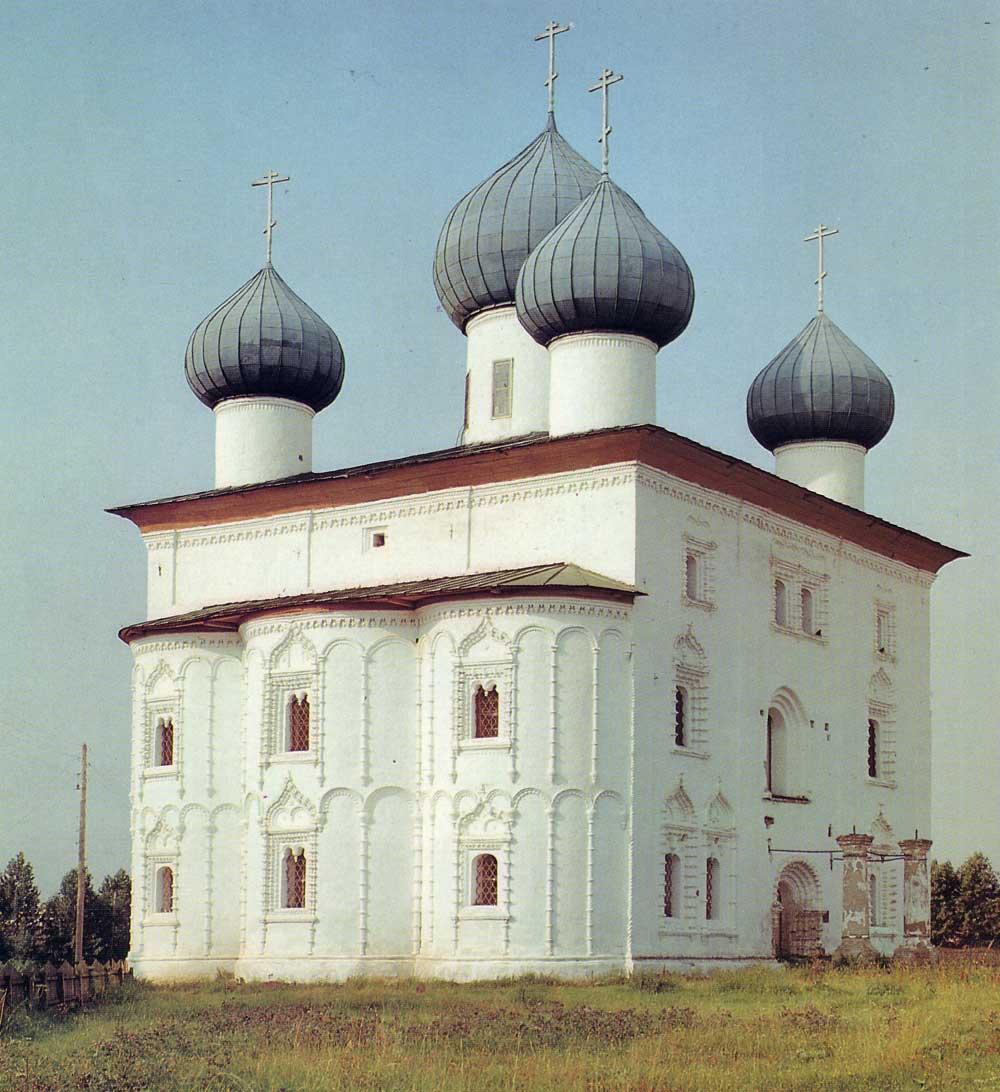Blagoveshhenskaya-tserkov-Kargopol