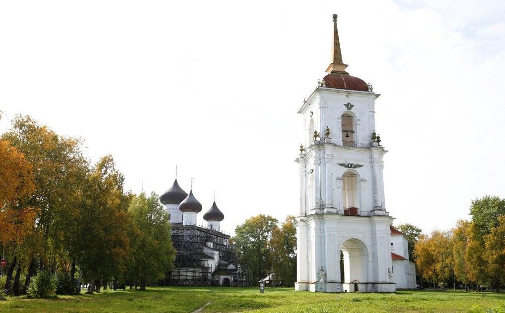 Sobornaya-kolokolnya-Kargopol