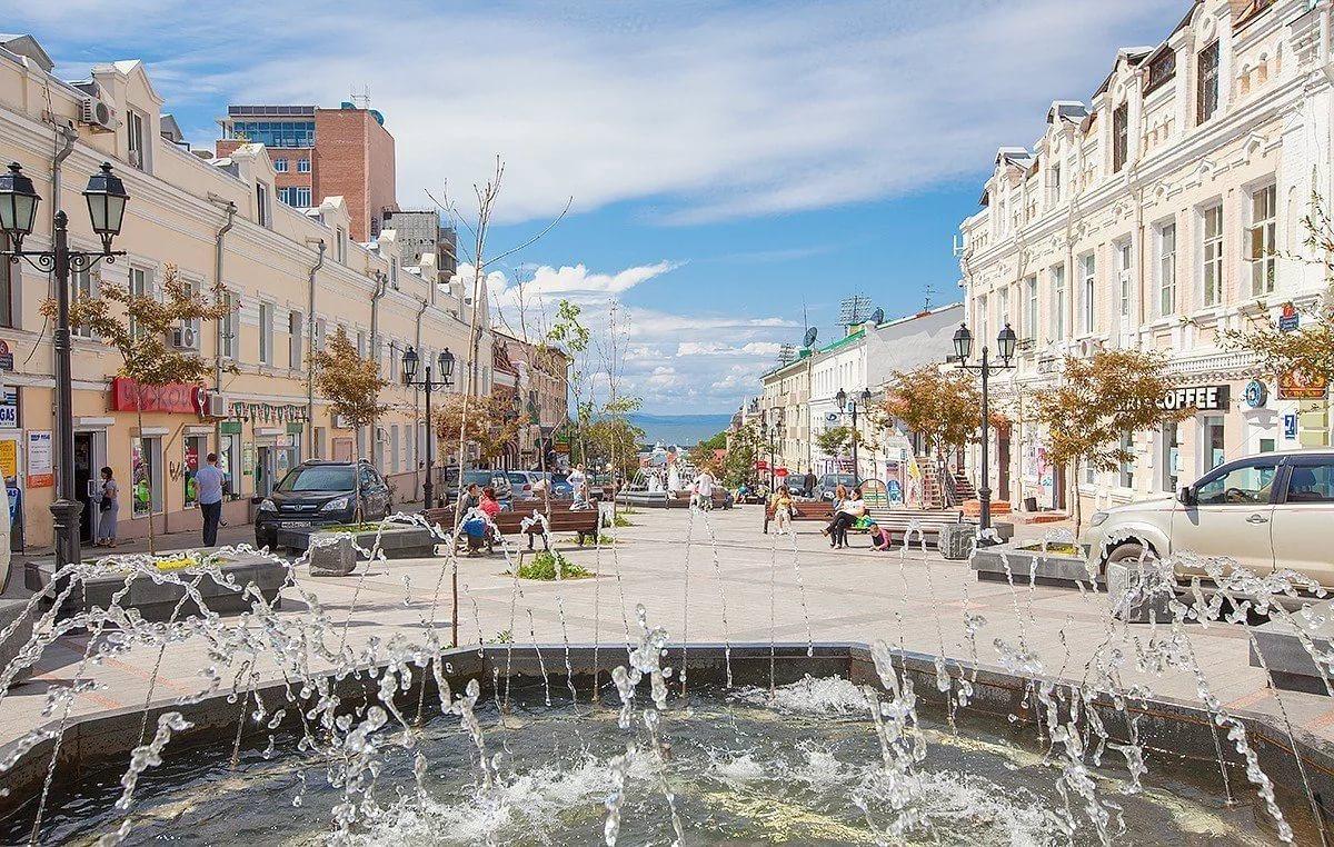 Vladivostok-arbat