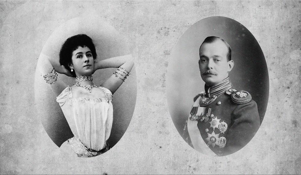 Матильда и Андрей Владимирович