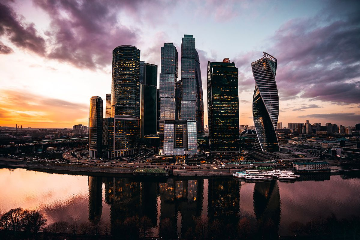 Neboskreby-Moskva-Siti