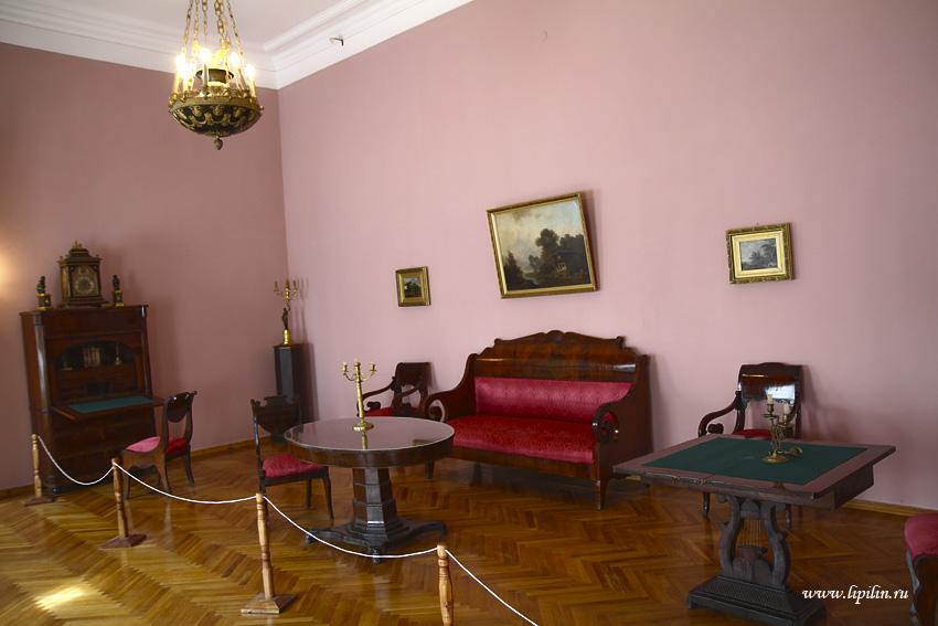 Пушкинская комната Берново