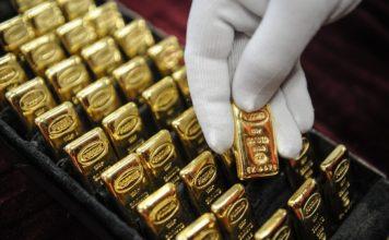 Золото России