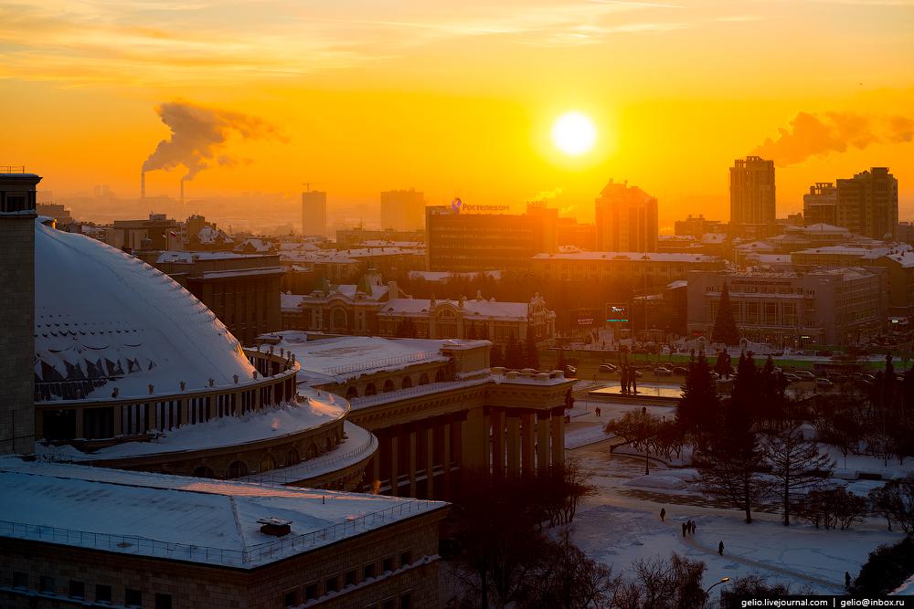 Ziminj-Novosibirsk
