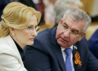 Ирина Яровая. Фото пресс-службы Госдумы