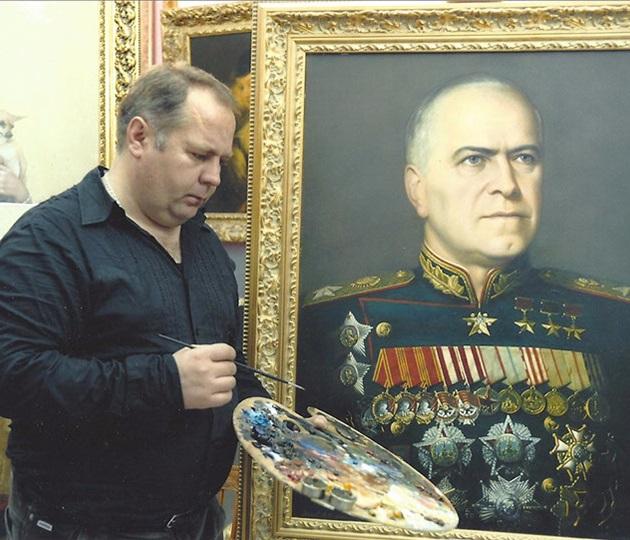 Виктор Шилов Маршал Жуков