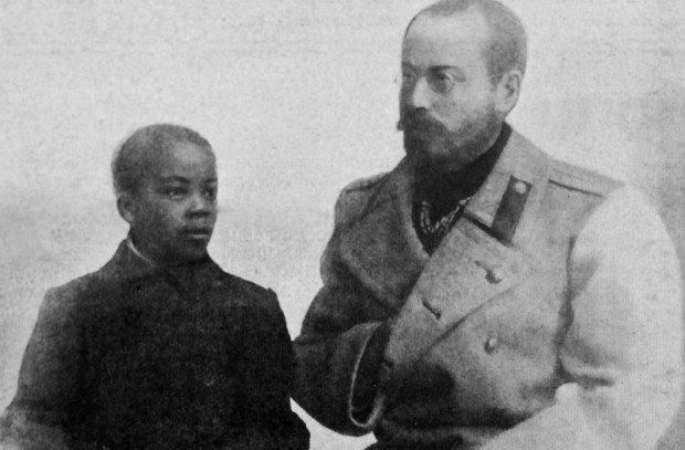 Александр Ксаверьевич Булатович