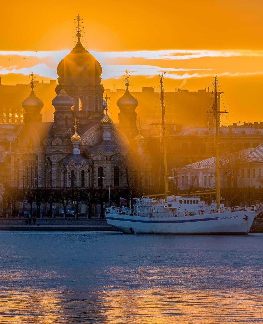Санкт-Петербург — фантастически красивый. Топ-20 фотографий