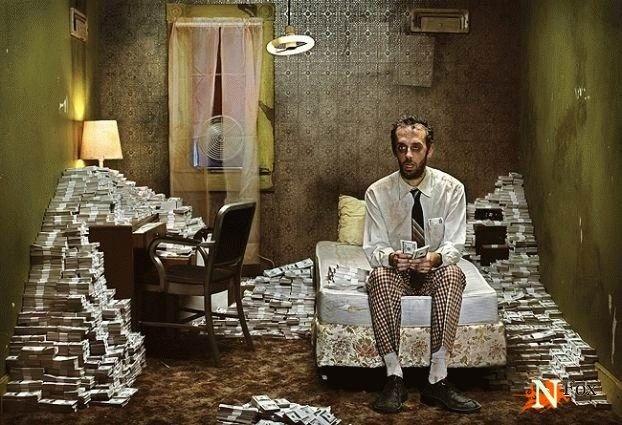 """""""Не в деньгах счастье"""""""